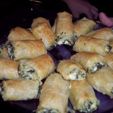Mom's Spanakopita