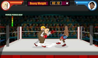 Screenshot of Boxing Champions