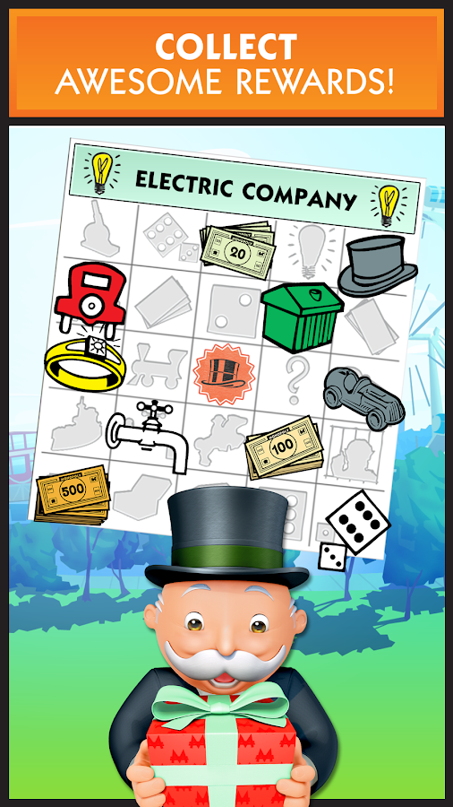 MONOPOLY Bingo! Screenshot 3