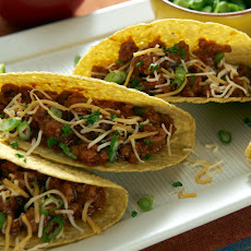 Ragu Turkey Chili Tacos