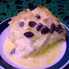 Bread Pudding With Warm Whiskey Sauce