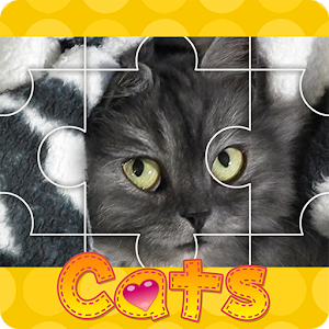 Cat Puzzle:?at Jigsaw Puzzles