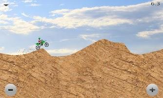 Screenshot of Motocross Masters Premium