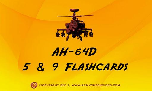 AH-64D Apache 5 9 Flashcards
