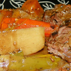 Classic French Pot Au Feu - Crock Pot or Le Creuset