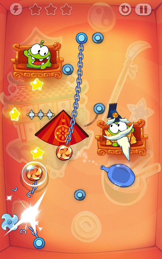 Cut the Rope: Time Travel HD Screenshot 17