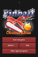 Screenshot of Pinball XMas Edition