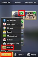 Screenshot of Ctrl Folder