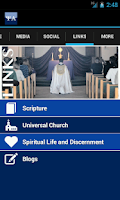 Screenshot of HT Diocese Young Adult