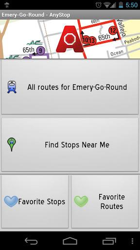 York Region Transit: AnyStop