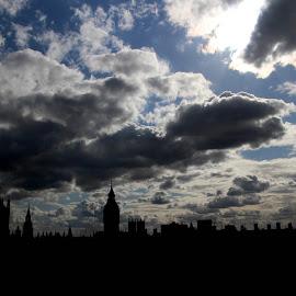 London skyline by Edward Swift - City,  Street & Park  Skylines (  )