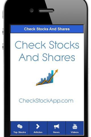 Check Stocks And Shares