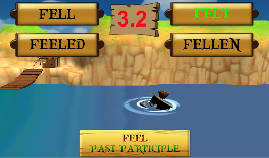 Pirate English - screenshot