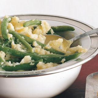 Italian Green Beans and Potatoes