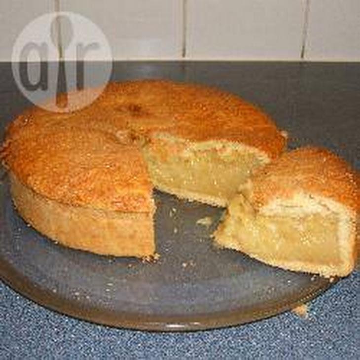 Shaker Lemon Pie Recipe | Yummly