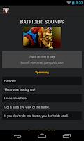 Screenshot of ProGuide for Dota 2