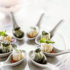 Broccoli Rabe Dumplings