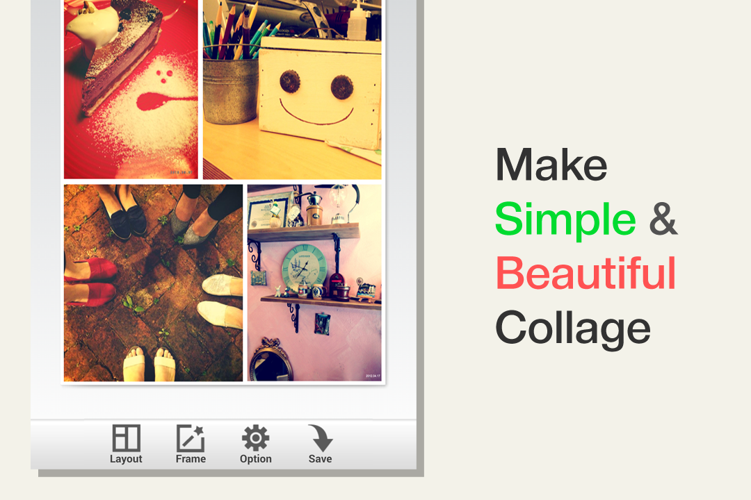 Photo Frame : Easy Collage Screenshot 2