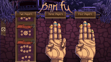 Screenshot of Bam fu