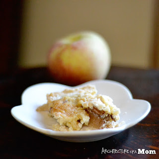 Fresh Spiced Apple Dump Cake