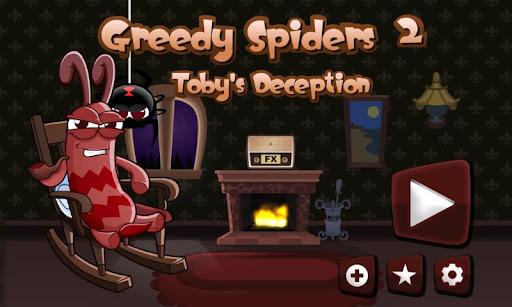 Greedy Spiders 2 Free