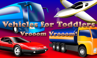 Screenshot of Vehicles for Toddlers FREE