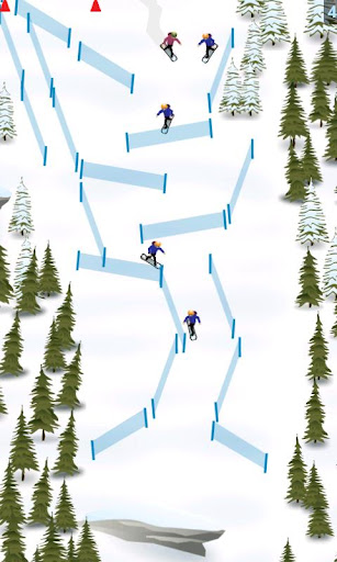 Alpine Boarder - screenshot