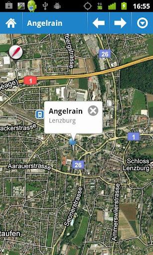 【免費交通運輸App】Regionalbus Lenzburg-APP點子