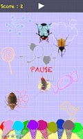 Screenshot of Crazy Bugs