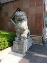 县委-狮子