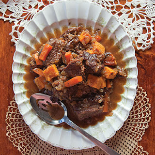 Tzimmes (Root Vegetable Stew)