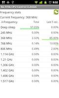 Screenshot of No-frills CPU Control CLASSIC