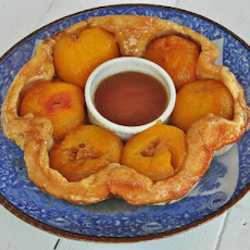 Old Fashioned Peach Cobbler (A.K.A. Peach Puzzle)