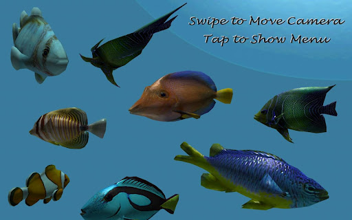 myFish 3D Fish Aquarium
