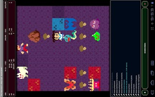 Screenshot of DungeonDiary