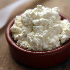 Homemade Cottage Cheese Recipe
