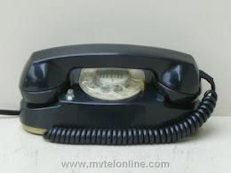 Desk Phones - Western Electric 713B  2 Line Princess 1