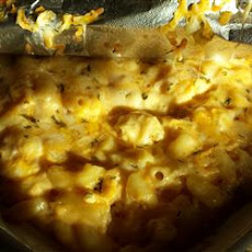Allie's Delicious Macaroni and Cheese