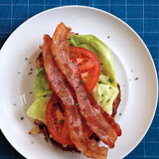 Savory French-Toast BLT