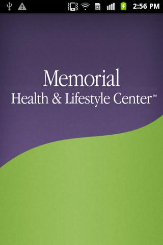 Memorial Health Lifestyle Ce