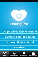 Screenshot of Dating Pro Estonia