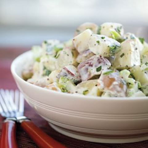 Old-Fashioned Potato Salad