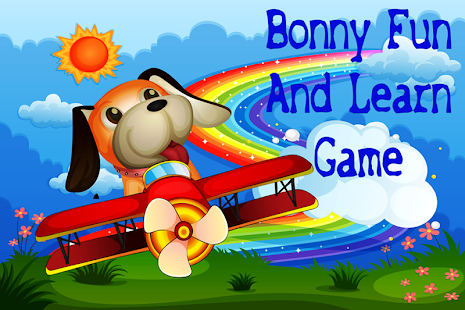 Bonny Fun and Learn Game - screenshot