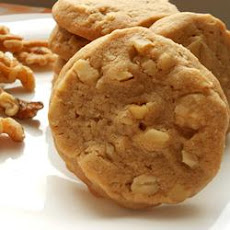 Black Walnut Cookies I
