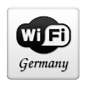 Free WiFi - Germany - Free icon