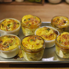 Oven Baked Egg and Vegetable Cups