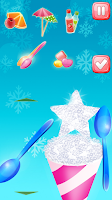Screenshot of Snow Cone Maker