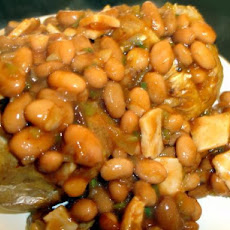 Texas Beans in Twenty Minutes