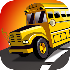 School Bus City Ride Sim 3D