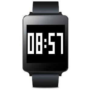 LCDTime Wear Watch Face